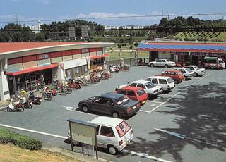 トレセンマーケット別館
